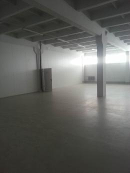 gamybinės patalpos po dažymo